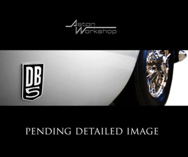 V8 Vantage SuperSports+ Rear Section