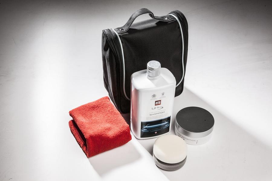 Auto Glym Ultra High Definition Kit