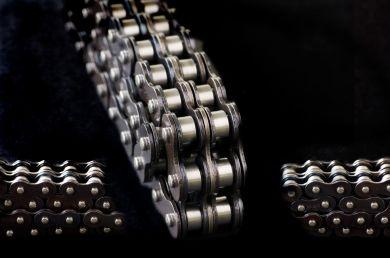 Timing Chain - Oil Pump