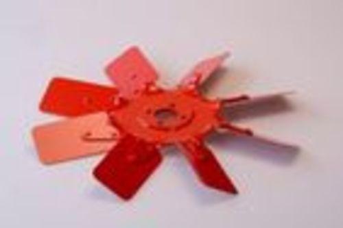 7 BLADED MTL FAN-RED - 097-005-0101