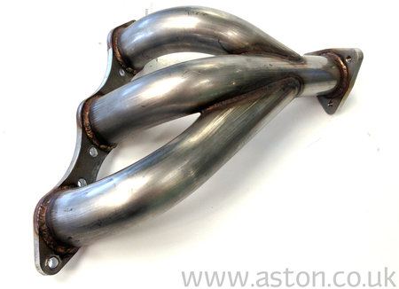 Stainless Steel Exhaust Manifold Front - 020-008-0180S/S