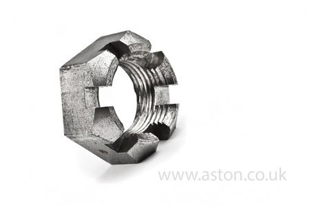 Axle Shaft Nut - 020-026-0759
