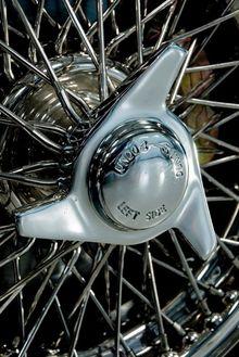 3 Eared Spinner L/H - 069-036-0104