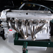 Stainless Steel Exhaust Manifold Rear