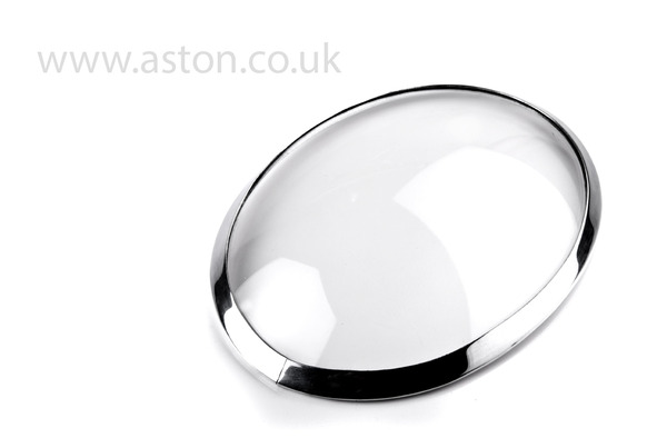 Headlamp Cover, Perspex And Bezel Assembly