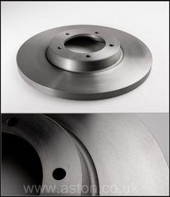 Front Brake Disc - 048-028-0120