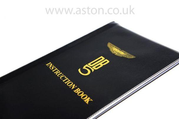 Owners Handbook DB5