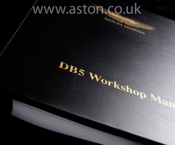 Workshop Manual DB5