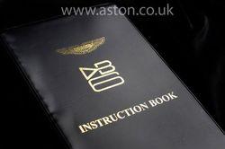 Owners Handbook DB6 Mk1 - 055-040-0131