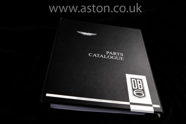 Parts Catalogue DB6