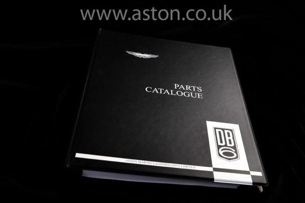Parts Catalogue DB6