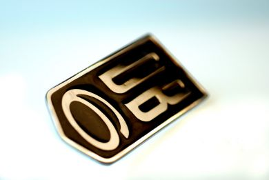 Shield Insignia DB6
