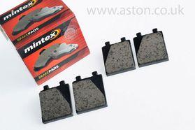 Hand Brake Pads - 069-028-0700