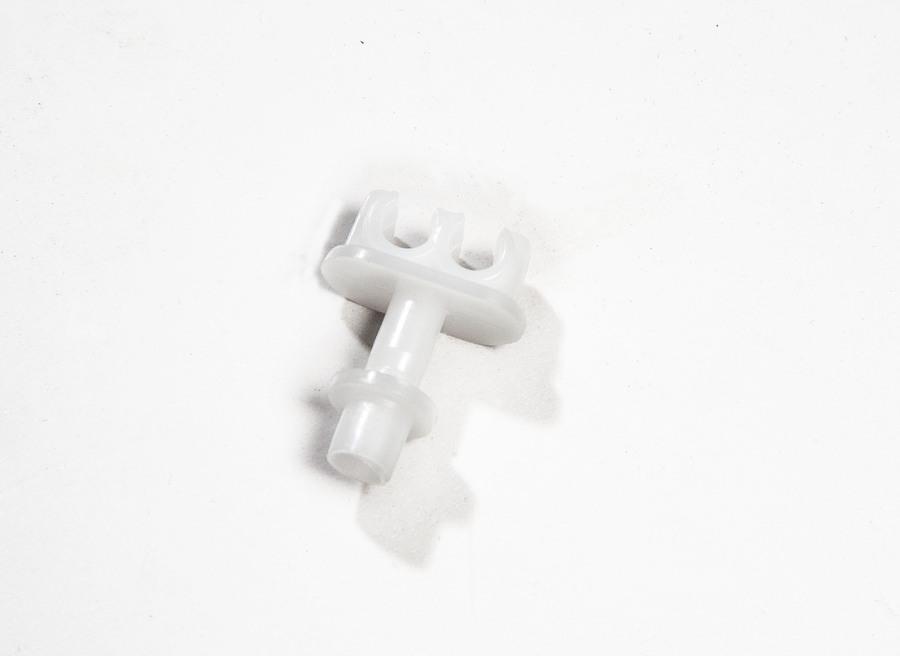 CLIP - PIPE - DOUBLE 3/16 DIA - CLUTCH