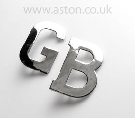 GB Bolt-On Letters - 090-322