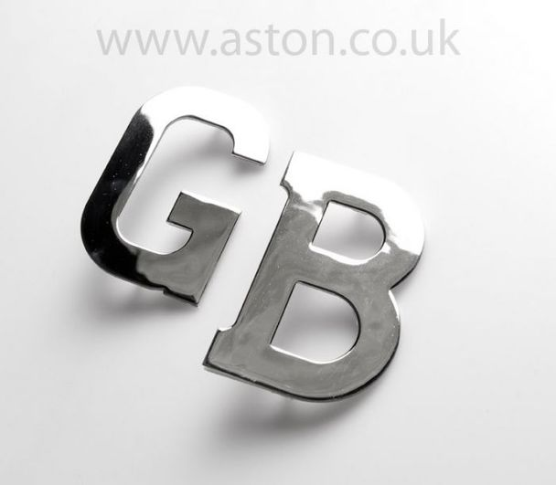 GB Bolt-On Letters