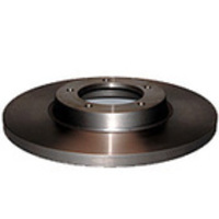 BRAKE DISC FT LH     SLOTTED  VENTED      USA