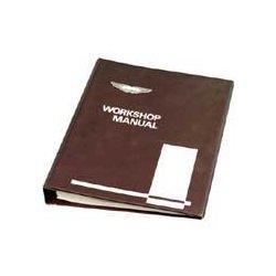 Workshop Manuals AMV8 Carb - 095-043-0123