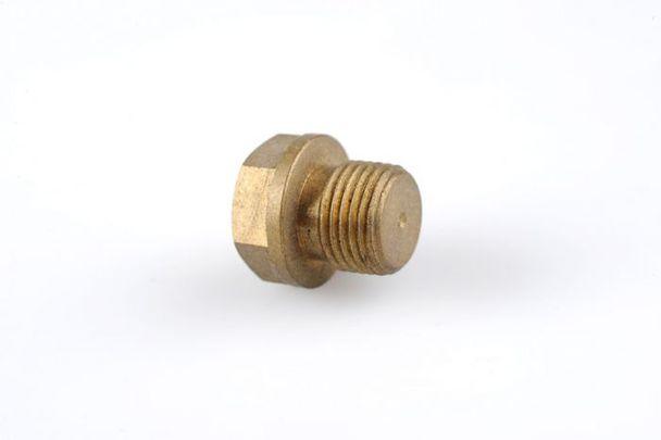 """Flanged Plug, 1/8"""" Bsp"""