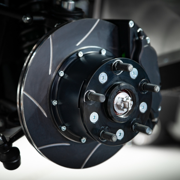 DBSV8/V8 6 Pot Brake Upgrade Kit - FOSAWV8BRUK-1