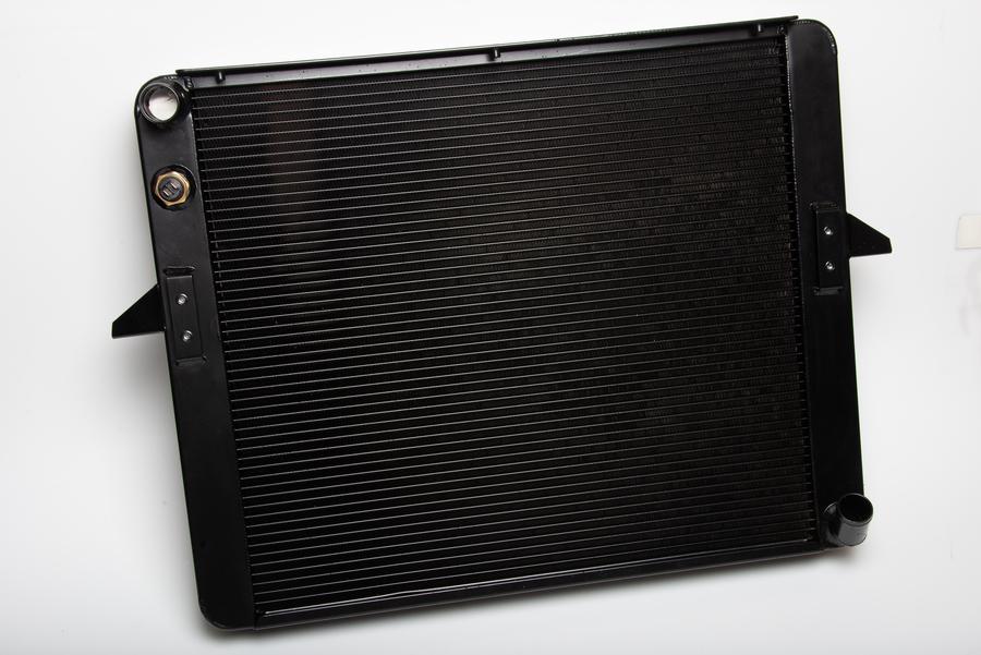 Radiator-V8
