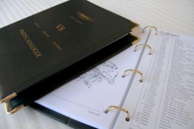 Parts Catalogue AMV8