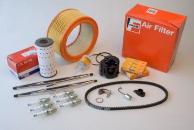 Major Service Kit - Virage