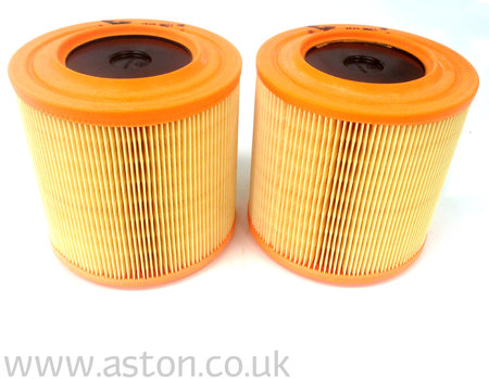 DB9 & V8 Vantage Air Filter Cleaner Pack x 2 - 4G43-9601-AB-PK