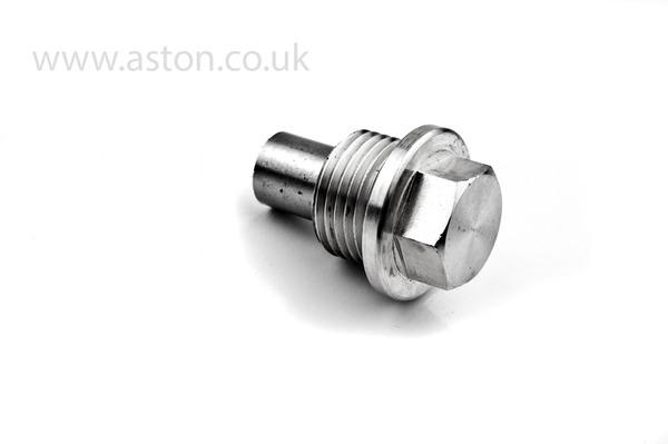 Plug 1/2 BSP Magnet