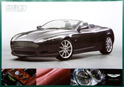 Aston Martin DB9 Poster - 701074