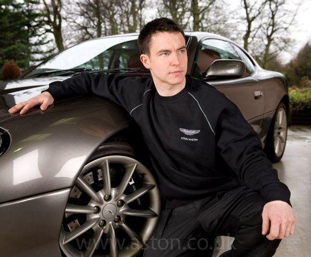 Aston Martin Workwear Sweater