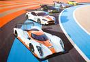 Multi Car Poster