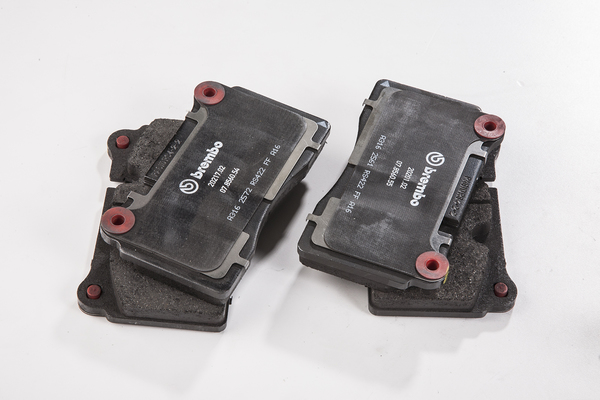 Front Brake Pad Set DB9/V8 Vantage