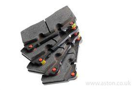 Front Brake Pad Set DB9/V8 Vantage - 7G43-2D007-AA