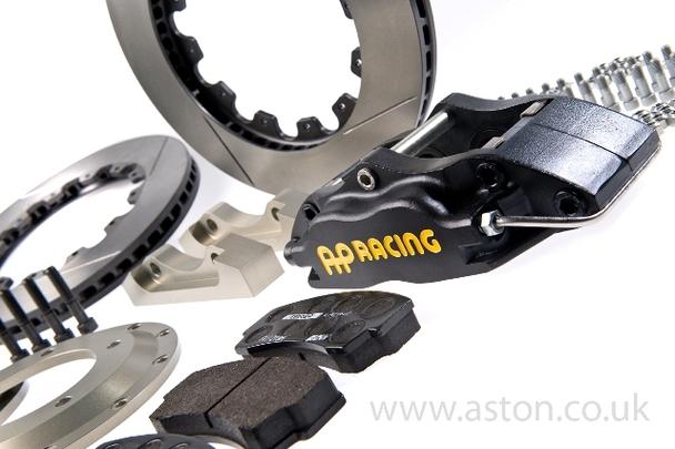 Exclusive AP Racing DB5/6 Front Brake Upgrade Kit
