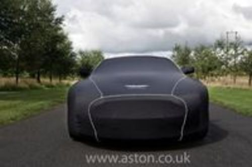Genuine Aston Martin Indoor Car Cover - V12 Vantage S