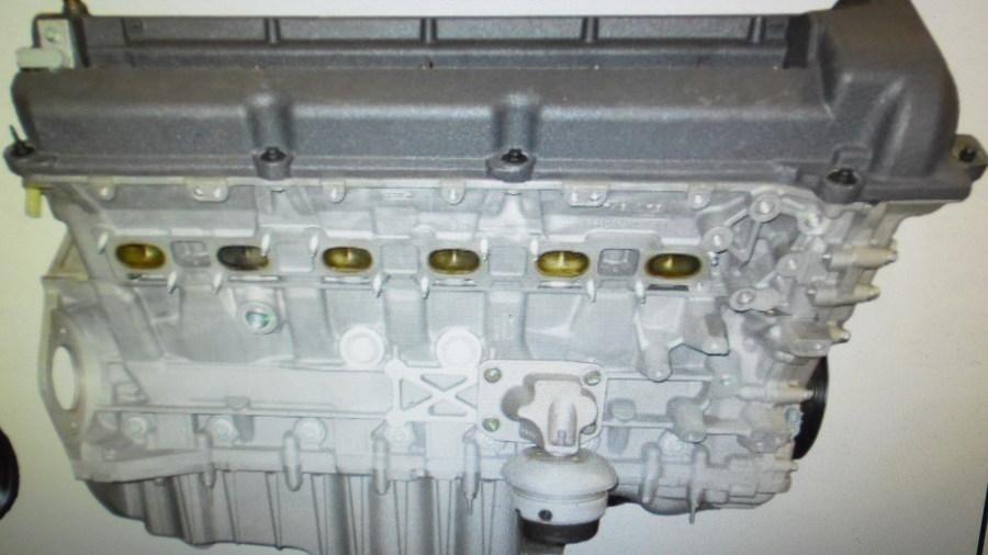 DB9 ENG LONG BLOCK-V12, AM09 + AM16+AM25 ENGINES