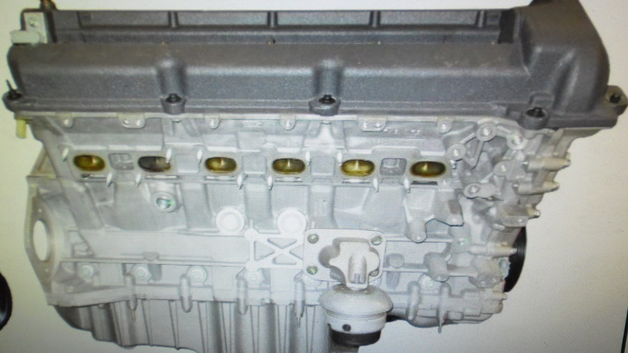 VANQUISH+S ENG LONG BLOCK-V12, AM06 ENGINES