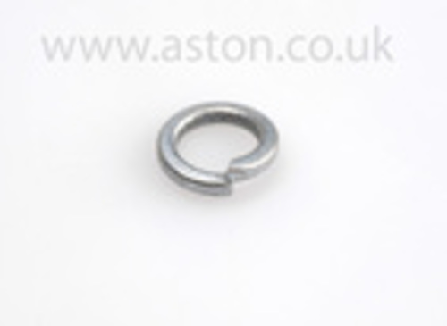 WASHER M8 SPRING     TYPE A WRGHT STEEL   ZINC PLT - 692047