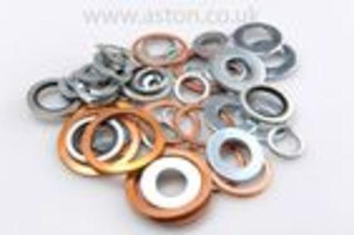 Copper Washer Banjo - 690625