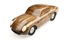 Aston Martin DB4 GT Zagato by Toby Sutton
