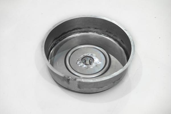 Aston Martin DB4/5/6 Spare Wheel Well Section - AWP470B