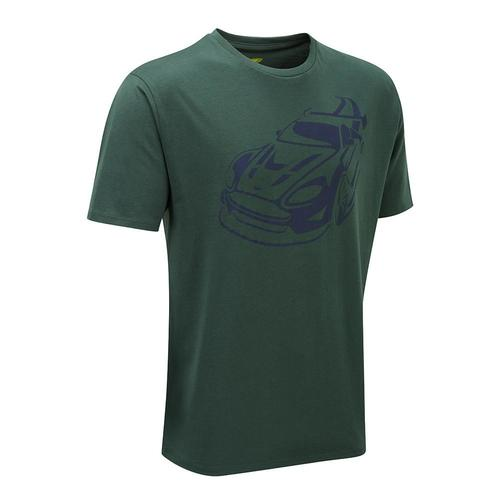 AM RACING CAR T-SHIRT - A12CT2