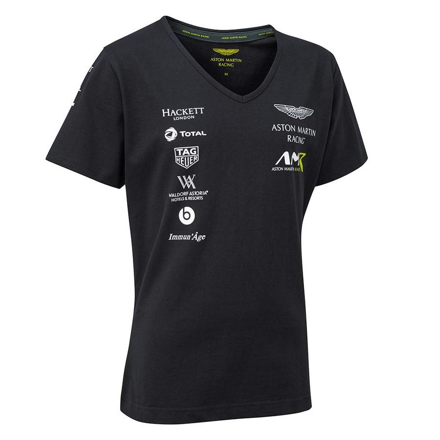 ASTON MARTIN RACING TEAM LADIES T-SHIRT