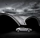 Aston Martin AMV8 Vantage Print - Tim Wallace