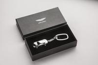Sterling Silver DB9 Keyring