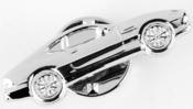 Silver DB7 Tie Tack