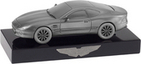 Aston Martin Gun Metal DB7 Vantage Coupe Model