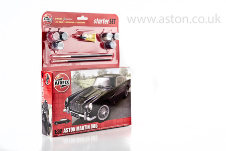 Aston Martin DB5 Airfix Model - AIR50089