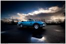 Aston Martin DB5 Print - Tim Wallace